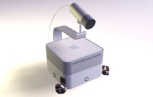 Mac Mini robot