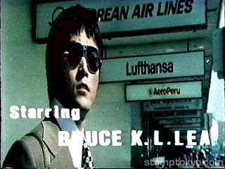 Bruce Lee Fights Back From The Grave Starring Jun Chong