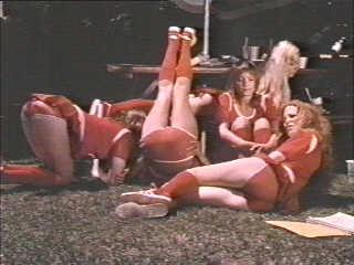 Barroom orgy sluts