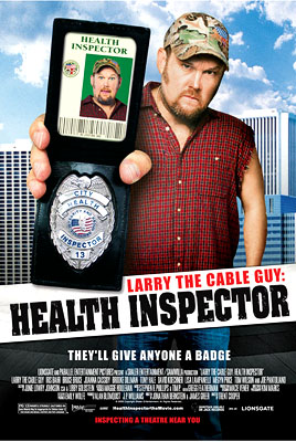 larry the cable guy fans