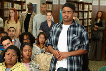 a personal opinion on the character marcus from the freedom writers Freedom writers script taken from a transcript of the screenplay and/or the hilary swank movie.